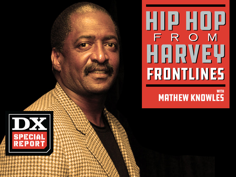 Hip Hop From The Harvey Frontlines: Mathew Knowles