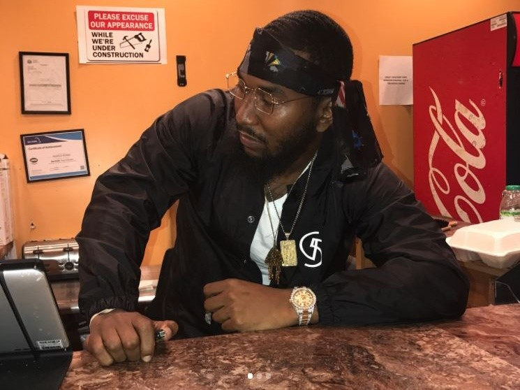 Omelly Speaks Following Reports He Was Shot