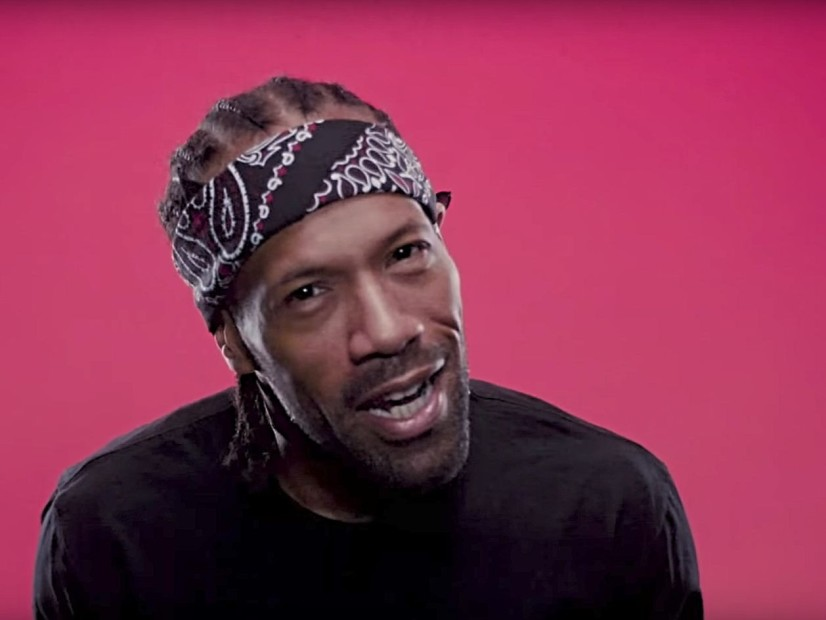 "Redman, Host Of VH1 Celebrity Reality Show ""Scared Famous"""