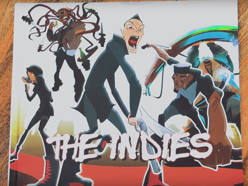 "DJ Tony Drake's New Animated Series, Wants to Fill Void Left By ""The boondocks"""