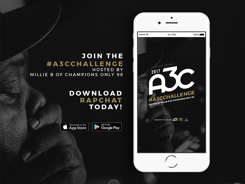 #A3CChallenge: Ganar Entradas GRATIS Para A3C Festival Impulsado Por RapChat