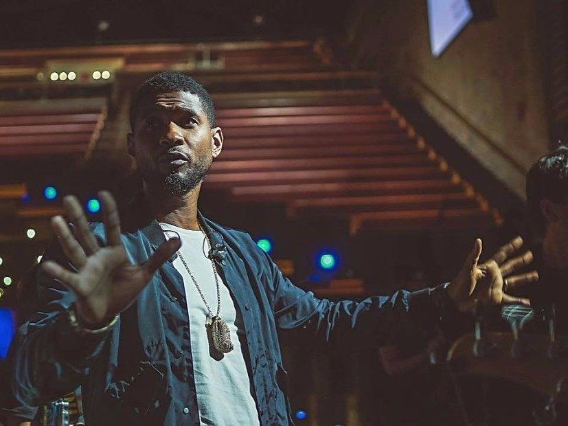 Usher's Attorney Responds To Male Accuser Claiming Koreatown Spa Sex