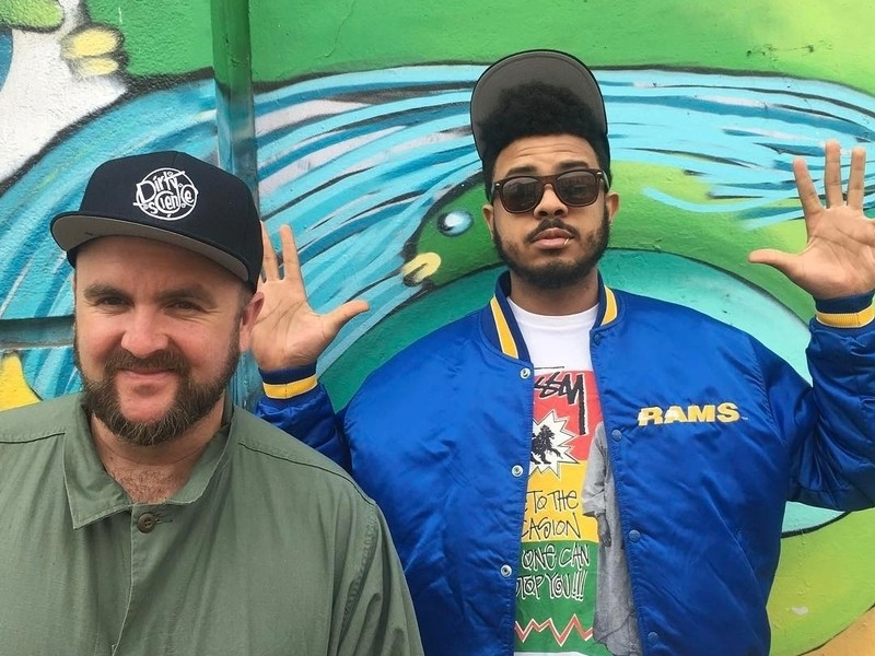 "Blu & Exile Release ""In The Beginning: Before The Heavens"" Album"