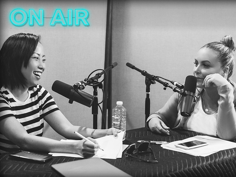 "Angie Martinez & Miss Info Bring ""In Real Life"" Podcast To TIDAL On Air"