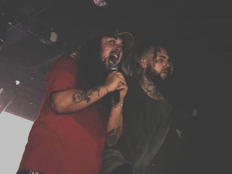 "$uicideboy$ Release ""KILL YOURSELF SERIES XVI-XX"" EPs"