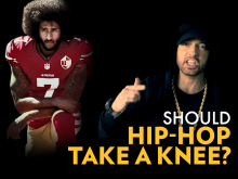 The Breakdown: Should Hip Hop Take A Knee?