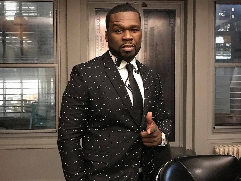 50 Cent Sued By The Photographer Through Instagram Shots