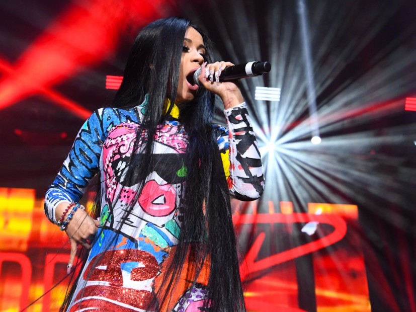 Cardi B Signs Worldwide Publishing Deal With Sony/ATV