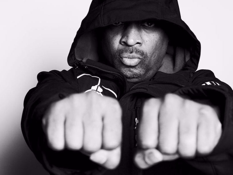 Chuck D Launching Hip Hop History Book