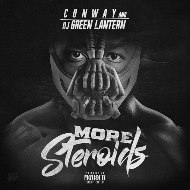 "Conway Teams With DJ Green Lantern For ""More Steroids"" Mixtape"