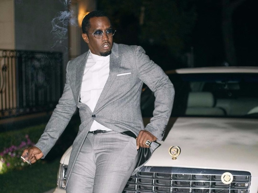 "Sean ""Diddy"" Combs Has ""New Dream"" To Buy NFL"