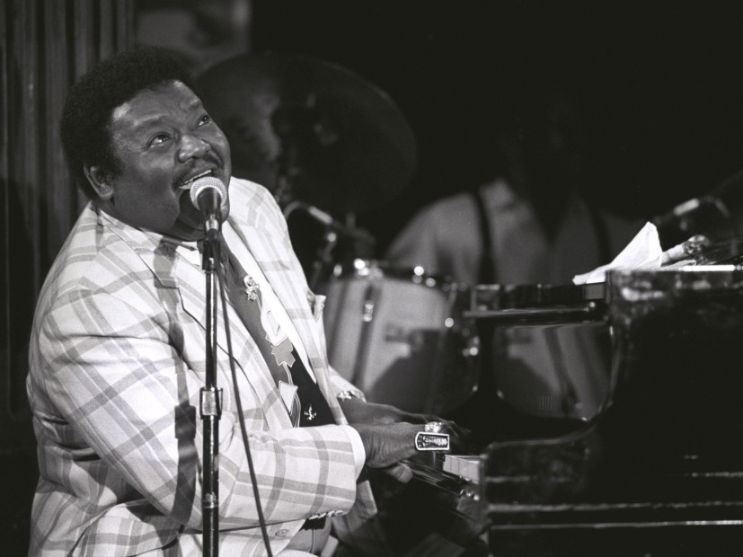 "Hip Hop Reacts To The Death Of The Legendary ""Blueberry Hill"", The Singer Fats Domino"