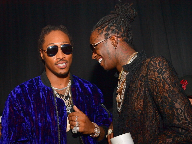 "Future & Young Thug Drop Collaborative Project ""Super Slimey"""