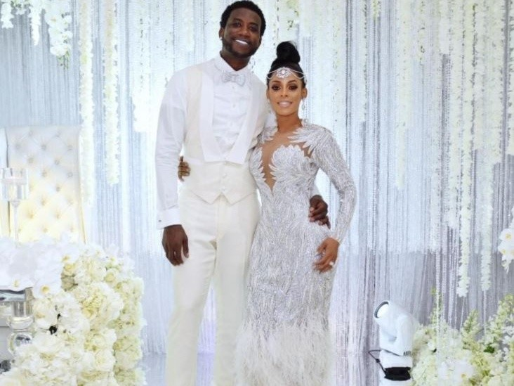 Gucci Mane & Keyshia Ka'oir Wed In Lavish Miami Ceremony