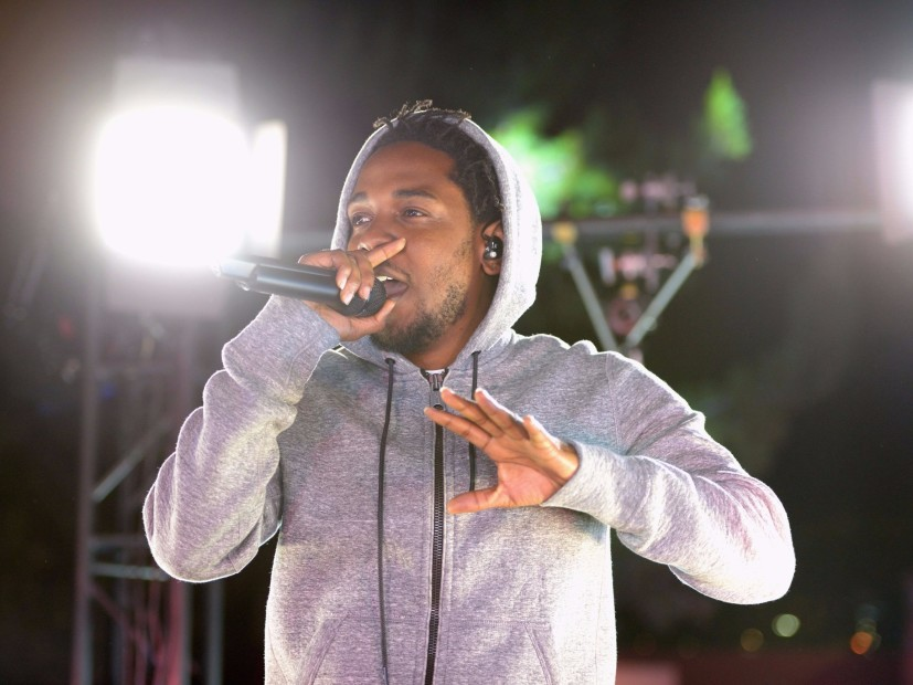 "Kendrick Lamar ""Baffled"" By Donald Trump's Presidency"