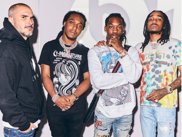 Migos Working On Film Written By Quavo