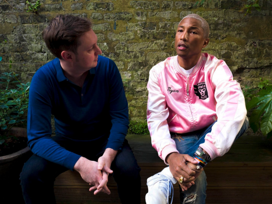 Pharrell Joins ROLI To Help Develop New Musical Instruments