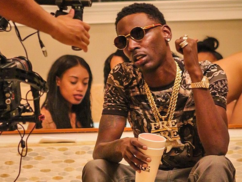 Call 911 Young Dolph-By Shooting In Liberty