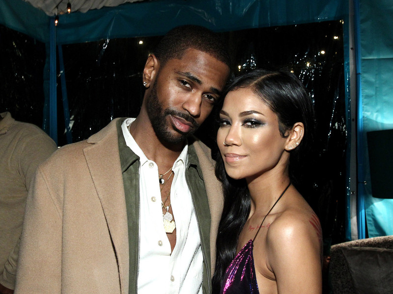 Twitter Goes Nutty Over Jhené Aiko's Big Sean Face Tattoo