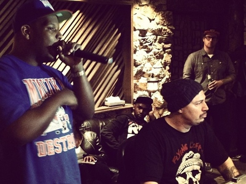 "Meyhem Lauren & DJ Muggs-Share ""Gems From The Equinox"" Tracklist And Release Date"
