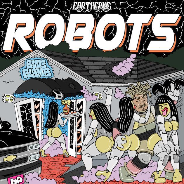 EarthGang Drop Robots EP