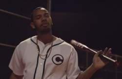 "JR Castro Dizzy Wright Play Baseball In ""Shit You Like"" Video"