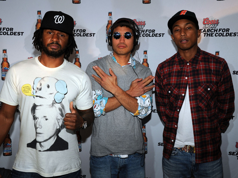 New N.E.R.D Album Gets Release Date