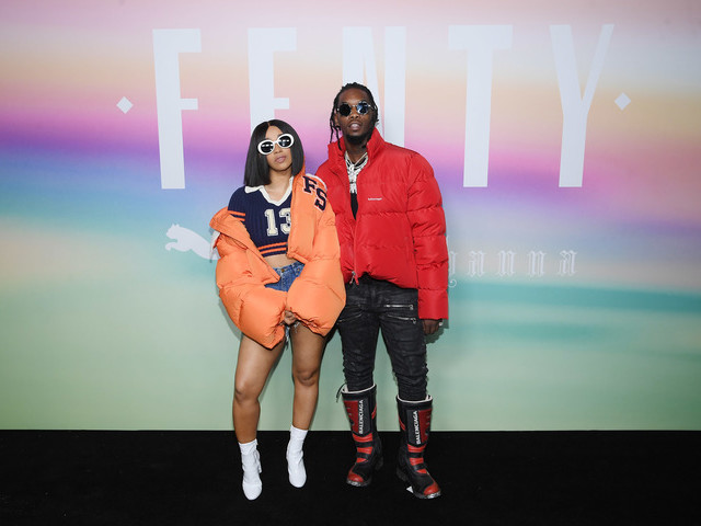 Offset & Cardi B Are Officially Engaged