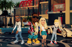 """#DXclusive: Faith Evans, The Notorious B.I.G., Snoop Dogg & Matoma Go Digital In """"Party On The West Coast"""" Video"""