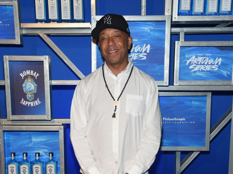 Russell Simmons Developing Movie About Rap Legend T La Rock