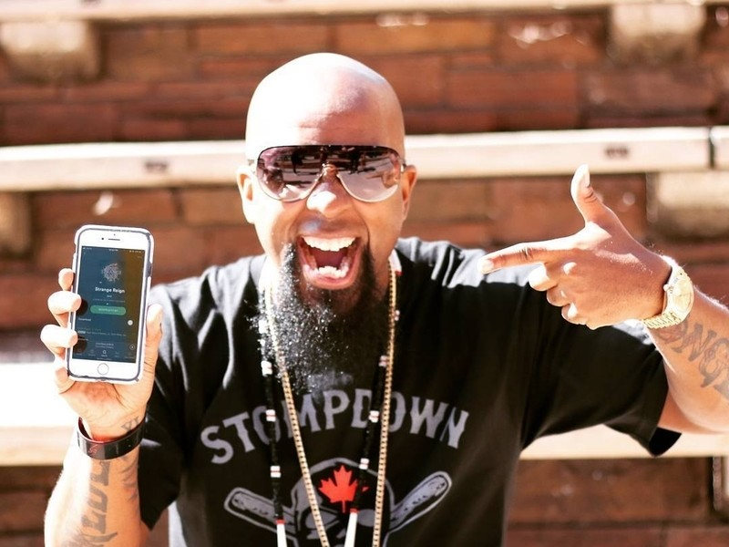 "Tech N9ne Continues ""Collabos"" Series With ""Strange Reign"""