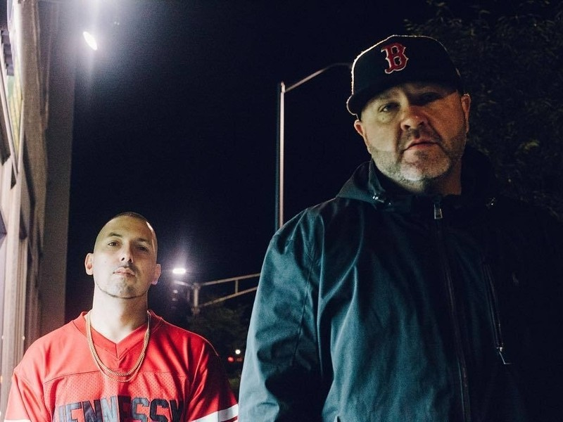 "Slaine & Termanology Join Forces For ""Anti-Hero"" LP"