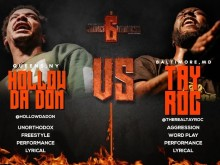 Watch Hollow Da Don Vs. Tay Roc At URL's Summer Madness 6