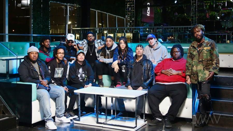 "WAV Launches Rap Competition ""Versus"""