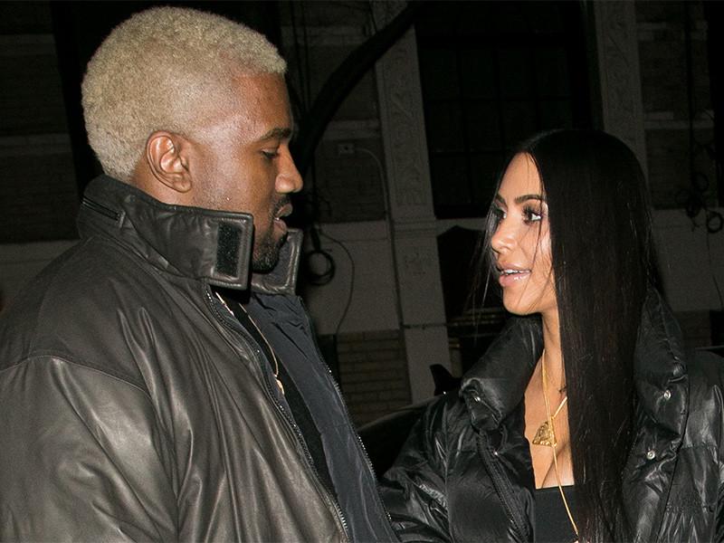 "Kim Kardashian Shares ""Rick & Morty"" Birthday Song For Kanye West"