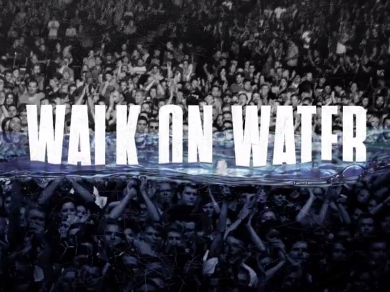 "Eminem's ""Walk On Water"" Featuring Beyonce Is Here"