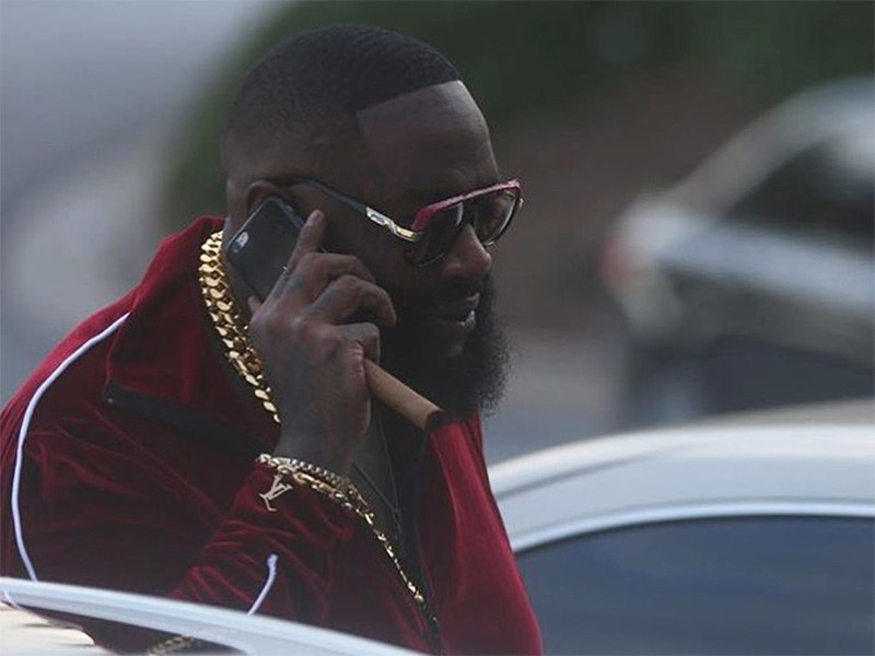 "Rick Ross Joins Cast Of ""Meet The Blacks"", Sequel Of ""The House Next Door"""