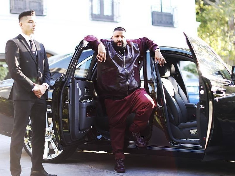 DJ Khaled, Drake & Kendrick Lamar Win Awards At The 2017 AMAs