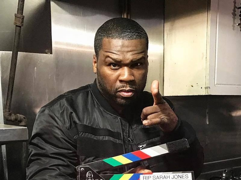 "50 Cent Accused Of Jacking ""On Something"" Beat From New Jersey Rapper pineappleCITI"