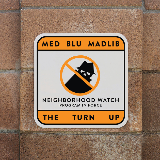 Blu, Madlib & MED Drop New EP