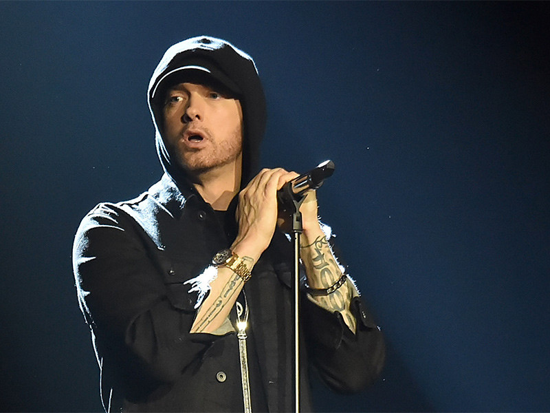 Eminem Takes Control Of Your Twitter Account