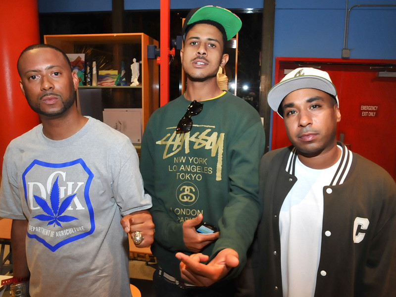 "Blu, Madlib & MED Reconnect For ""The Turn Up"" EP"