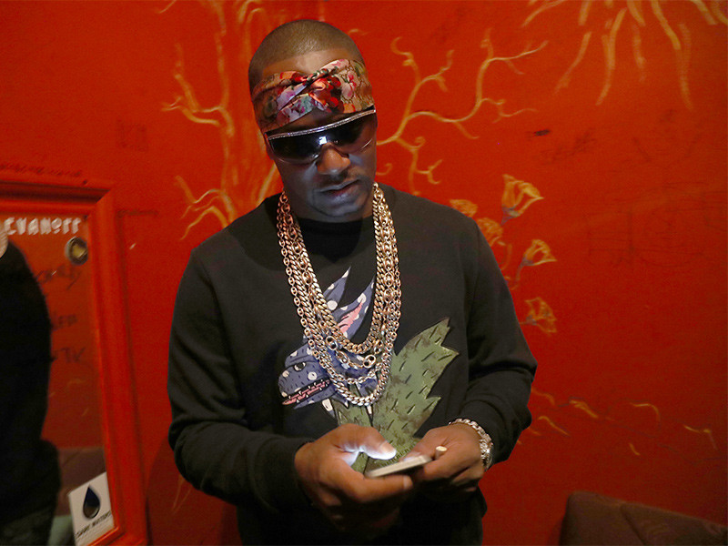 "Cam'ron & All Of Rap Twitter Respond To Mase's ""The Oracle"" Diss Record"