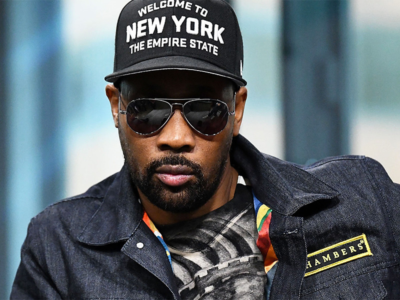 Here's Why RZA Is Suing A Doggy Day Care Company