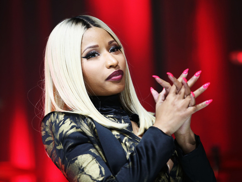 "Nicki Minaj not to Catch the take-Off of Lines About It In ""Motor Sport"" Until It Fell"