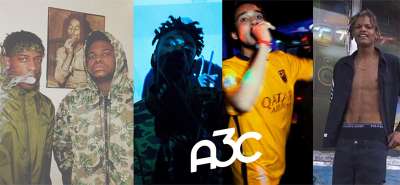 "A3C Festival Drops 3 More Tracks ""Ahead Of "" Volume 7"" Compilation"