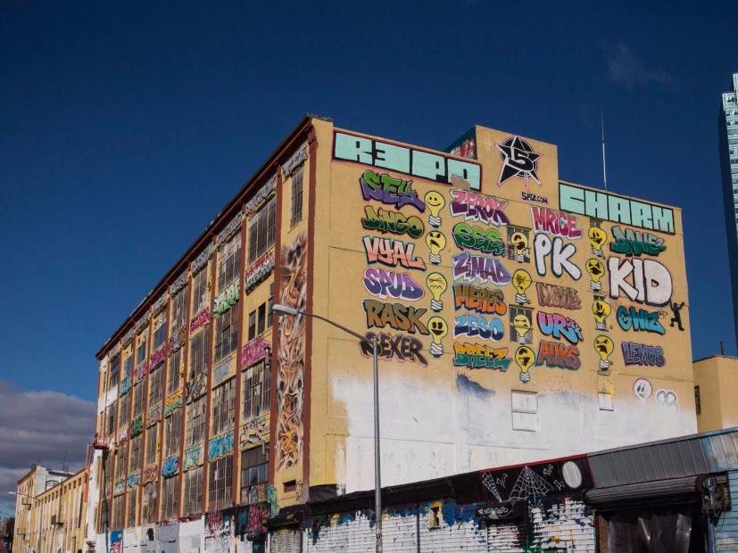"5 Pointz Graffiti Artists Awarded $6.7M For Whitewashed Art In ""Groundbreaking"" Case"