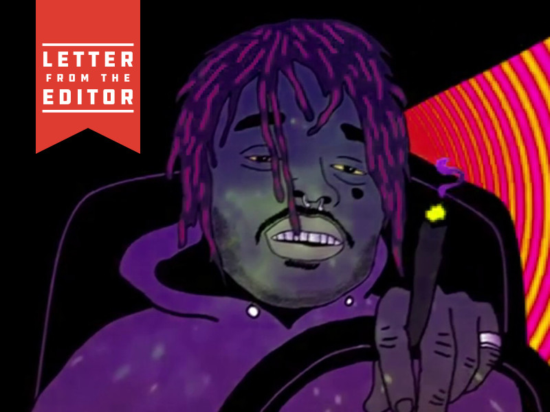"Lil Peep's Death Jeopardizes The Greatness Of ""XO Tour Llif3"" — & Lil Uzi Knows This"
