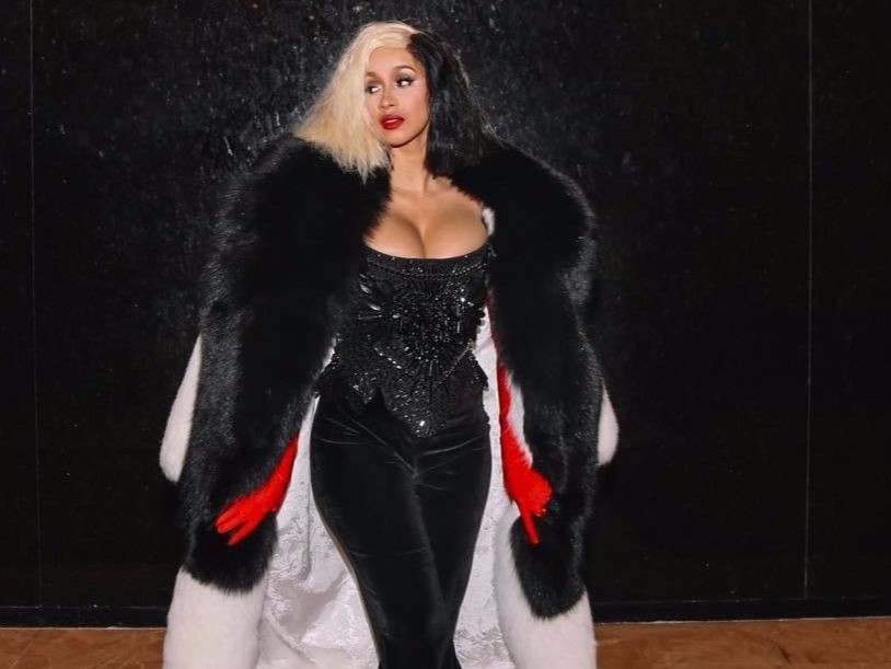 Cardi B Goat: Cardi B Wants To Be Better Role Model For Young Girls
