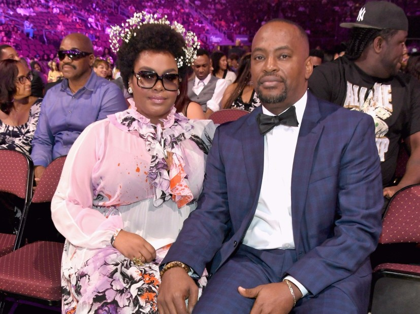 Jill Scott Reportedly Files For Divorce